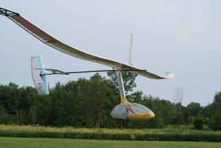 Nace el primer ornitóptero de propulsión humana