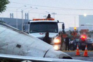 Se estrella en Venezuela un avión con 51 personas