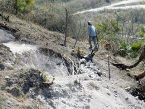 Alud sepulta 300 viviendas en el oeste de México