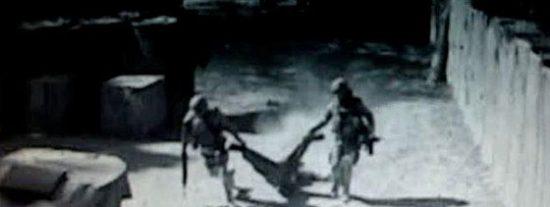 La captura y muerte del asesino de dos guardias civiles en Afganistán
