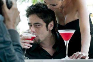 Benicio del Toro, primer hombre que protagoniza el calendario Campari