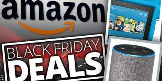 Black Friday 2017 en Amazon: los chollos del 19 de noviembre