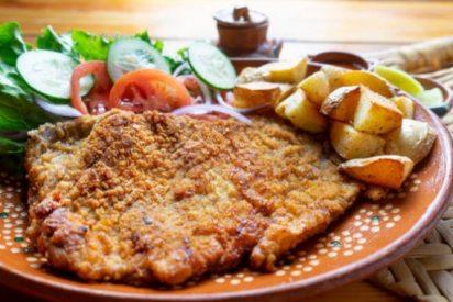 Cachopo, receta asturiana