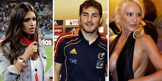 Casillas le fue infiel a Sara Carbonero en juerga, según prensa argentina