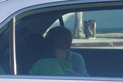 Justin Bieber y Jasmine Villegas, pasión en el asiento trasero de un coche