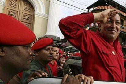 La democracia contra el 'gorila' Hugo Chávez