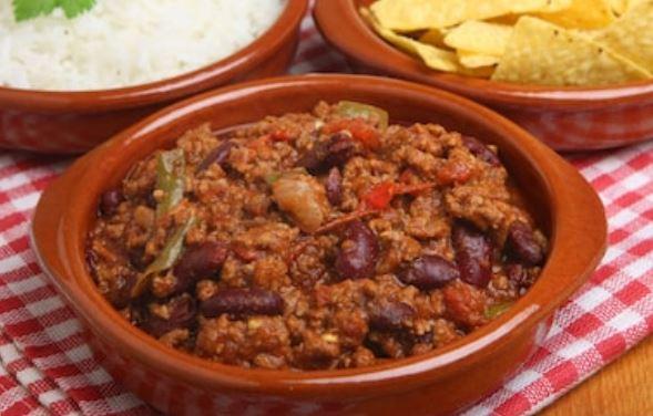 Chili con carne,