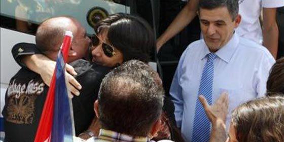 Disidentes cubanos en España piden asilo en EE UU