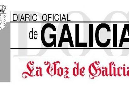 'La Voz de Galicia se embolsó casi 3 millones por hacer el Diario Oficial'
