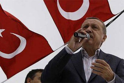 Erdogan, contra la prohibición del velo islámico