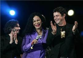 Eva Ayllón y Adammo nominados al Grammy Latino 2010