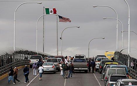 Los alcaldes mexicanos amenazados por el 'narco' se mudan a EEUU