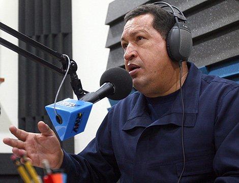 """Chávez, vendedor de feria: """"Tremenda nevera y bien barata, compadre"""""""