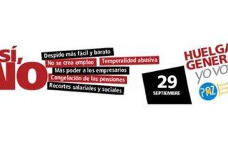 """Los sindicatos prevén un """"paro masivo"""" en Galicia"""