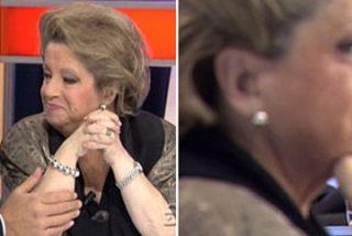 María Antonia torturando a Trini y Cebrián dándoselas de 'volteriano'