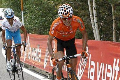 Igor Antón gana en Pal y recupera el jersey de líder