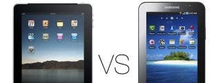 Samsung Galaxy Tab vs iPad, ¿Ha encontrado Apple su primer competidor serio en las tabletas?