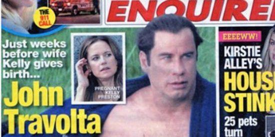 John Travolta involucrado en un escándalo gay