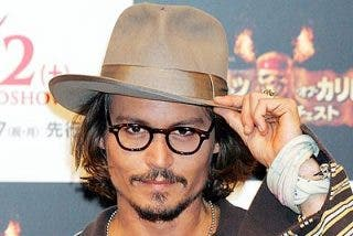 Johnny Depp es el actor mejor pagado de Hollywood