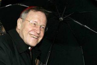 Kasper no acompañará al Papa a Reino Unido