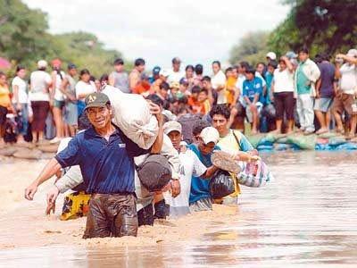 Se eleva a 42 el número de muertos por lluvias en Nicaragua