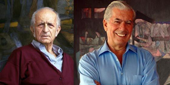Mario Vargas Llosa y Fernando de Szyszlo, protagonistas del tercer encuentro internacional LETRA