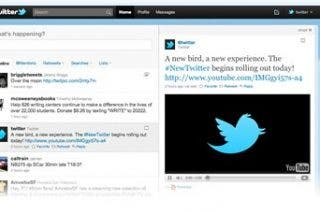 Twitter rediseña su web para parecerse más a Facebook