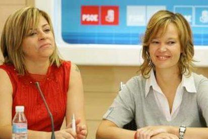 Pajín, inminente ministra, y Elena Valenciano, su sustituta en el PSOE