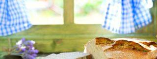 Cómo hacer pan de espelta fácil