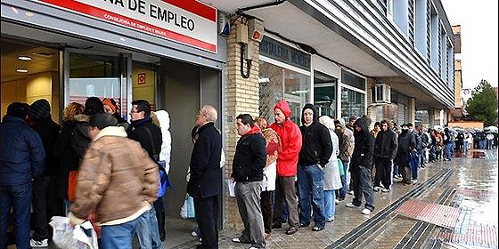 España concentra ya el 60% de los parados de toda la Eurozona