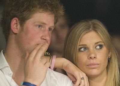 El príncipe Harry y su novia rompen 'para siempre'