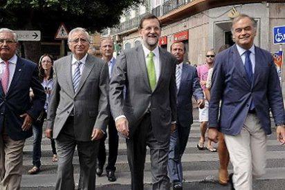 Rajoy en Melilla: un español en España