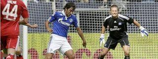 Primera victoria del Schalke de Raúl