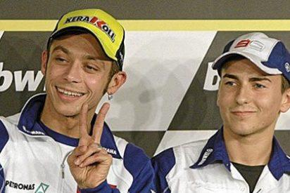 Jorge Lorenzo: 'Rossi hizo de todo para que no aprendiera nada'