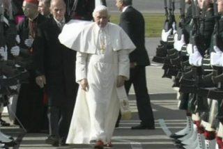 El Papa aterriza en Reino Unido