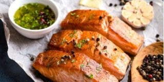 Salmón al horno: 2 recetas fáciles 👌
