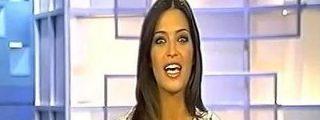 Sara Carbonero debuta en la televisión italiana