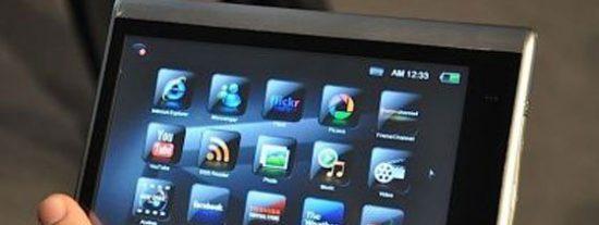 Samsung y Toshiba presumen de 'tabletas' en el IFA de Berlín