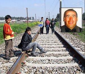 Hombre muere arrollado por un tren luego de salvar a dos niños en Chile