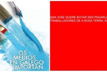 Hackean la web de apoyo a los medios en gallego, creada por el director de ANT