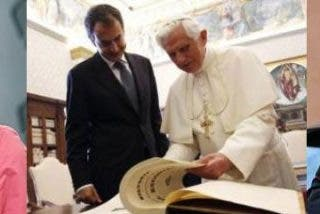 De la Vega cierra hoy con Bertone el encuentro entre Zapatero y el Papa durante su visita a España