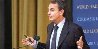 Zapatero toca fondo y una receta para Rubalcaba: a palos con los