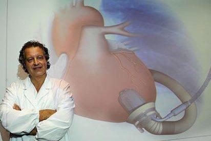 Cirujanos italianos logran el primer transplante de corazón artificial permanente en un menor de edad