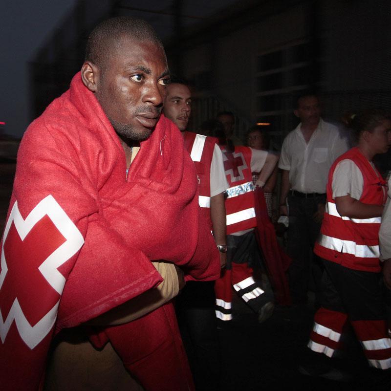 Interceptados en la costa murciana un total de 17 inmigrantes