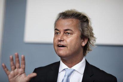 El político islamofóbo Geert Wilders, a juicio por racismo