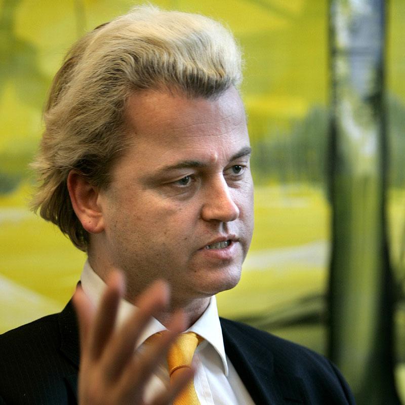 Rechazada la demanda de recusación de Wilders contra los jueces
