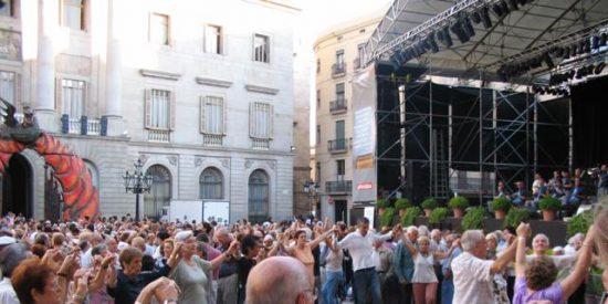 La Generalitat blinda la sardana