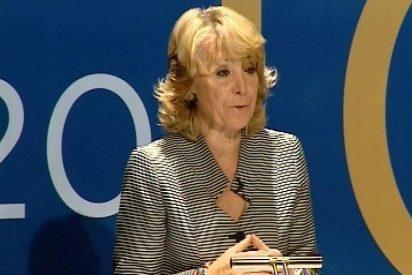 """Aguirre dice que si a Camps le acusan de cohecho impropio, ella tendría que estar en la cárcel por aceptar """"pulseritas"""""""