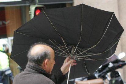 Un total de 19 provincias activan mañana la alerta por riesgo de lluvias intensas y fuerte oleaje