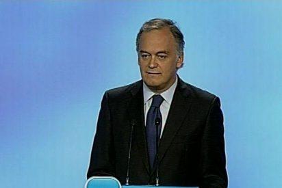 """González Pons dice que las encuestas reflejan que la gente quiere un cambio y el PP tiene """"la obligación de encarnarlo"""""""